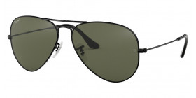 AVIATOR LARGE METAL RB3025 002/58 POLARIZED